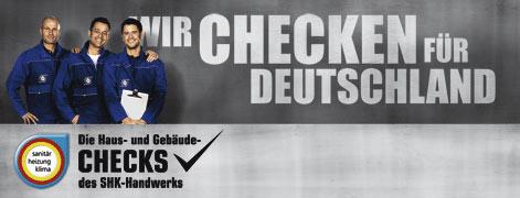 Essmann Haustechnik aus Obernkirchen checks SHK-Checks